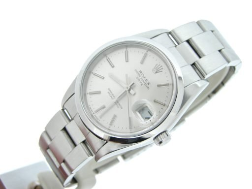 Rolex Stainless Steel Date 15200 Silver -5