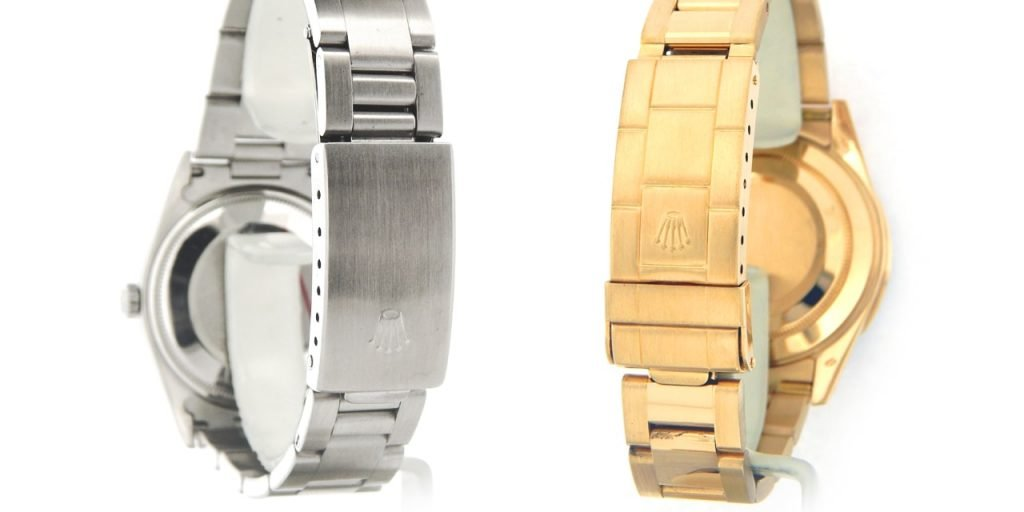 Post image for Rolex Oyster bracelets: hollow link or solid link?
