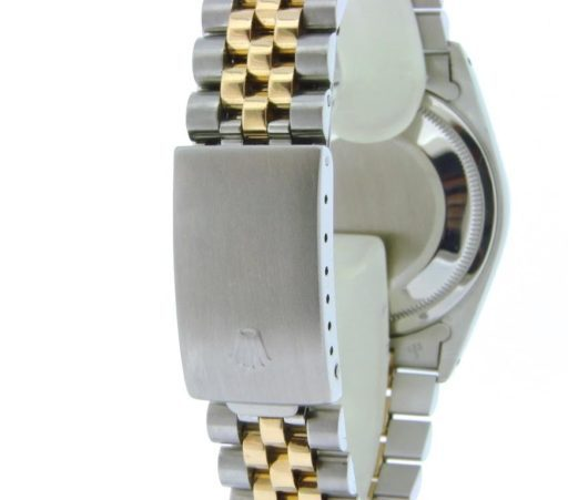 Rolex Two-Tone Datejust 16233 Champagne -2