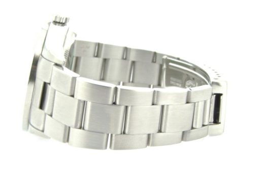 Rolex Stainless Steel Air-King 14010 White-4