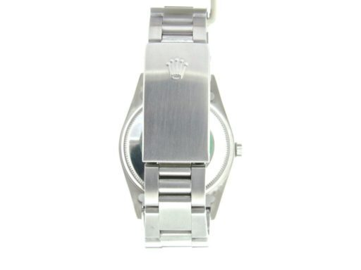 Rolex Stainless Steel Air-King 14010 White-2