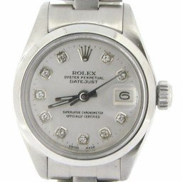 Ladies Rolex Stainless Steel Datejust White Diamond 6916 (SKU 5314187NDMT)