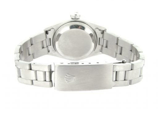 Rolex Stainless Steel Date 69160 Silver -2