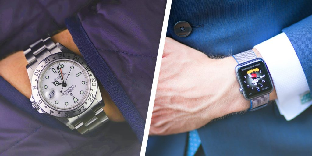 Will iWatch steal sales from Rolex?