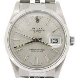 Mens Rolex Stainless Steel Date Silver  15000 (SKU 853830NMT)