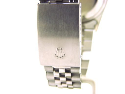 Rolex Stainless Steel Date 15000 Gray, Slate -3