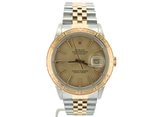 Rolex Two-Tone Datejust Turn-O-Graph 16253-6