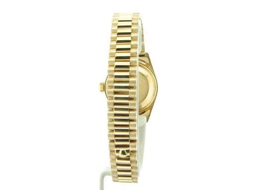 Rolex Yellow Gold Datejust President Diamond 6917 Champagne-2