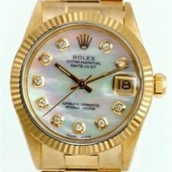 BeckerTime - Mid Size Rolex  68278