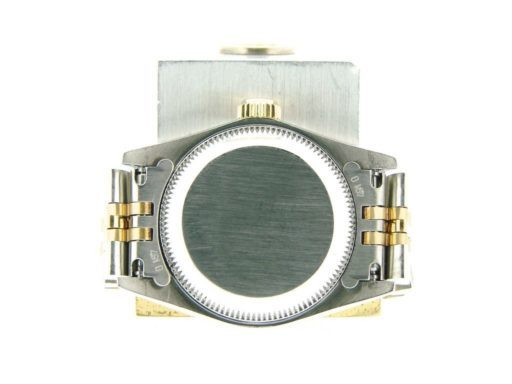 Rolex Two-Tone Oyster Perpetual 67193 White Roman-2