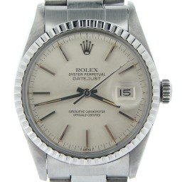 Mens Rolex Stainless Steel Datejust Silver  16030 (SKU 5775194NMT)