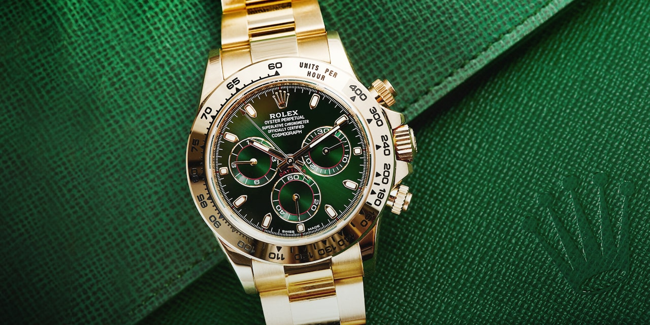 Post image for Why is the Rolex Daytona just so cool
