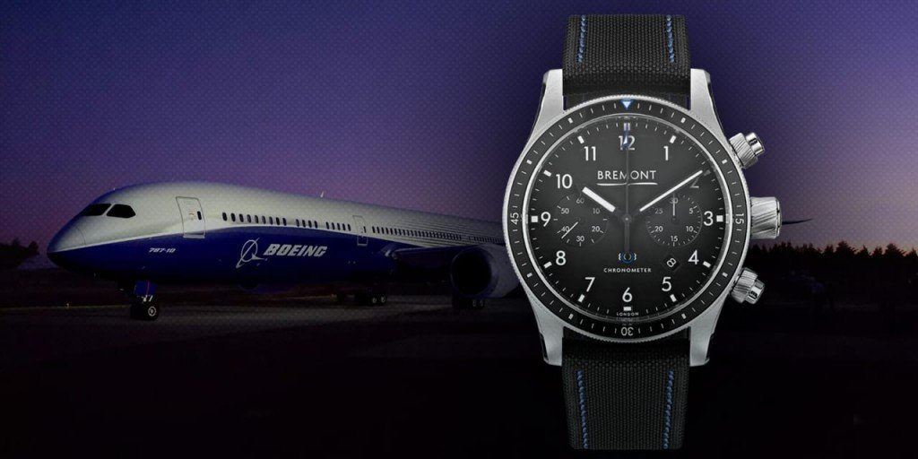 Bremont & Boeing – Watches and Planes