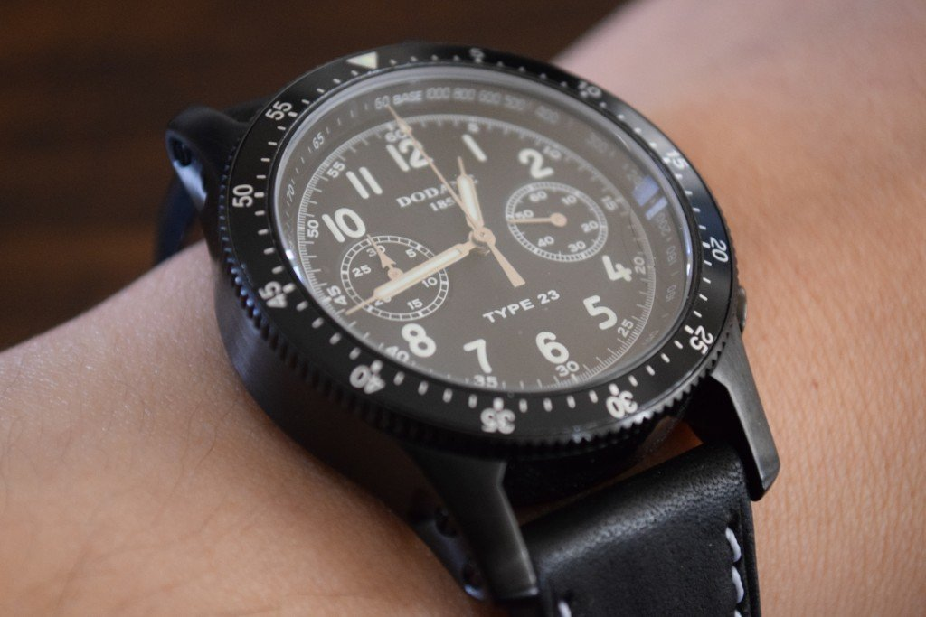 Dodane 1857 – Type 23 Chronograph PVD Review