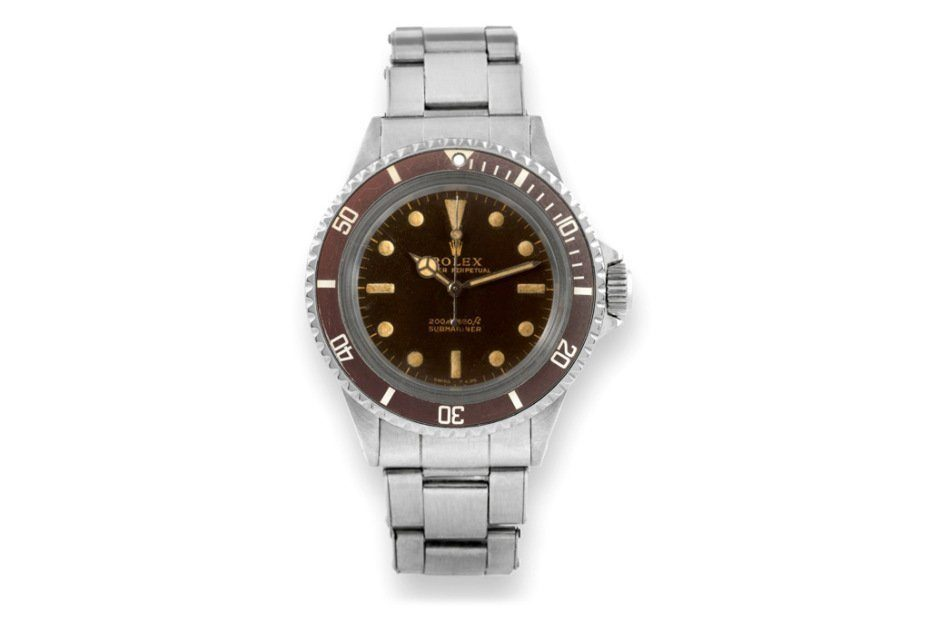 New or old Rolex?