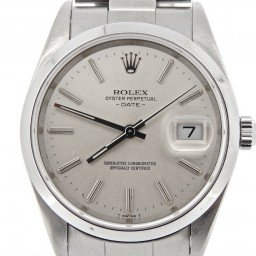 Mens Rolex Stainless Steel Date Silver  15200 (SKU Y278987NMT)
