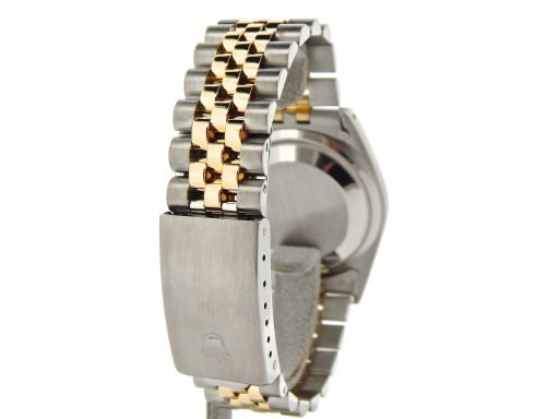 Rolex Two-Tone Datejust 16233 Silver -2