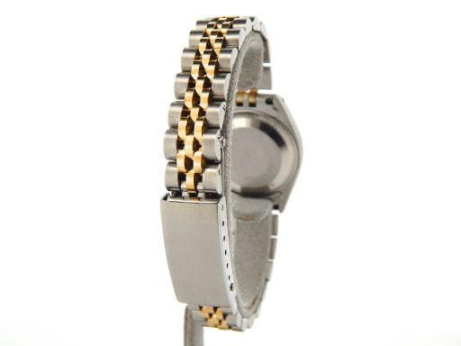 Rolex Two-Tone Datejust 6917 Gold Diamond-4
