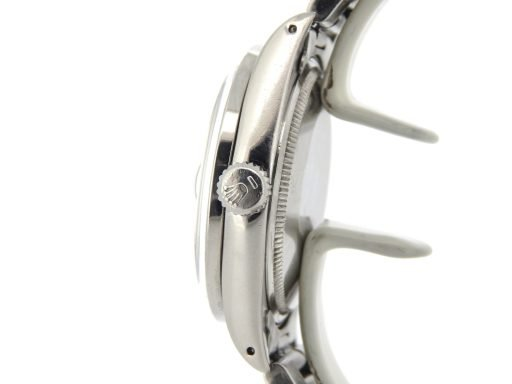 Rolex Stainless Steel Date 1501 Silver -7