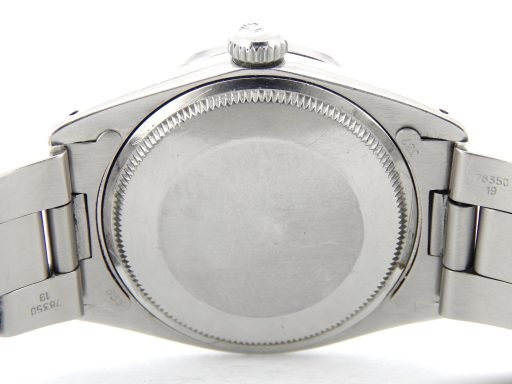 Rolex Stainless Steel Date 1501 Silver -2
