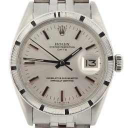 Mens Rolex Stainless Steel Date Silver  1501 (SKU 1304160NMT)