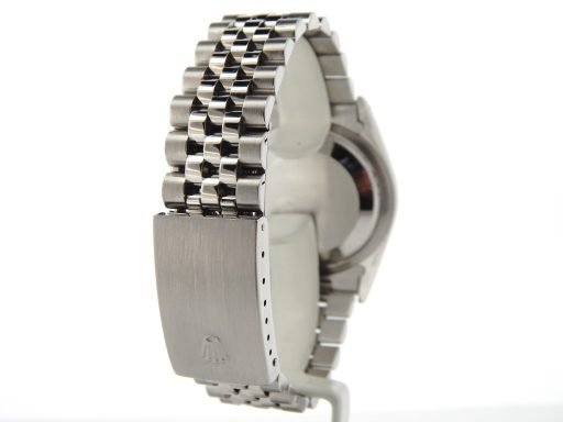 Rolex Stainless Steel Datejust 16234 White Roman-2