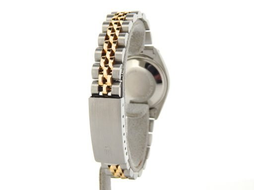 Rolex Two-Tone Datejust 69173 White MOP Diamond-2