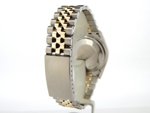 Rolex Two-Tone Datejust 16013 White Diamond-3