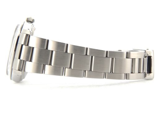 Rolex Stainless Steel Date 15000 Silver -6
