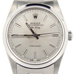 Mens Rolex Stainless Steel Air-King Silver  14000M (SKU D466616NCMT)
