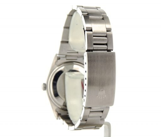 Rolex Stainless Steel Air-King 14000M Silver-4