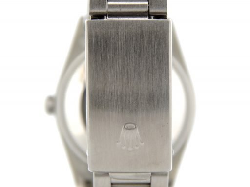 Rolex Stainless Steel Air-King 14000M Silver-3
