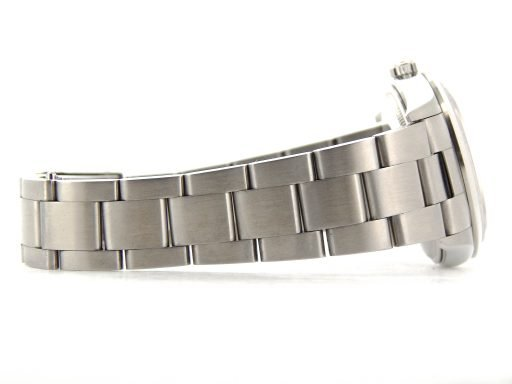 Rolex Stainless Steel Air-King 14000M Silver-5