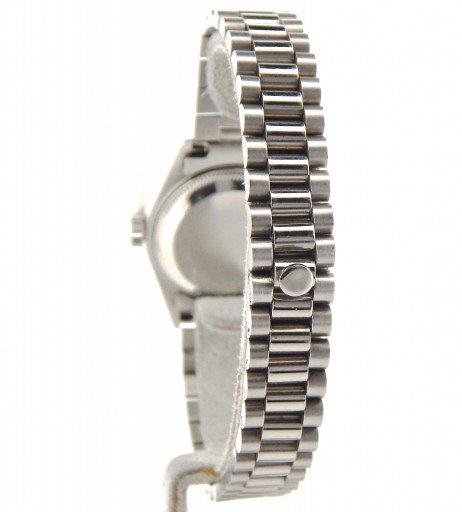 Rolex Stainless Steel Datejust 79240 White MOP Diamond-2