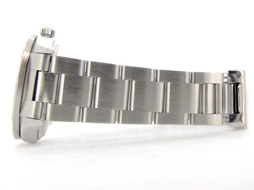 Rolex Stainless Steel Air-King 14010 Salmon-4