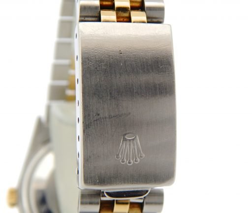 Rolex Two-Tone Datejust 16013 Silver -3