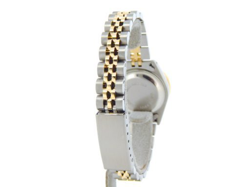 Rolex Two-Tone Datejust 69173 White Diamond-2