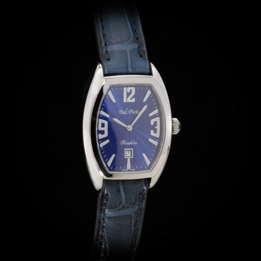Paul_Picot_Firshire_2000_Stainless_Steel_Automatic_Date_Blue_Dial_Men's_Luxury_Watch_1