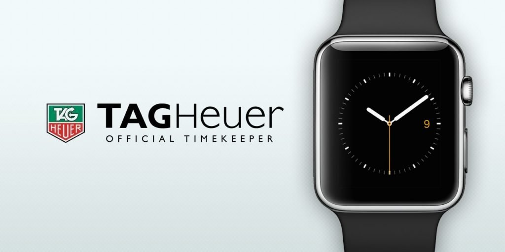 TAG Heuer are going to take on Apple?