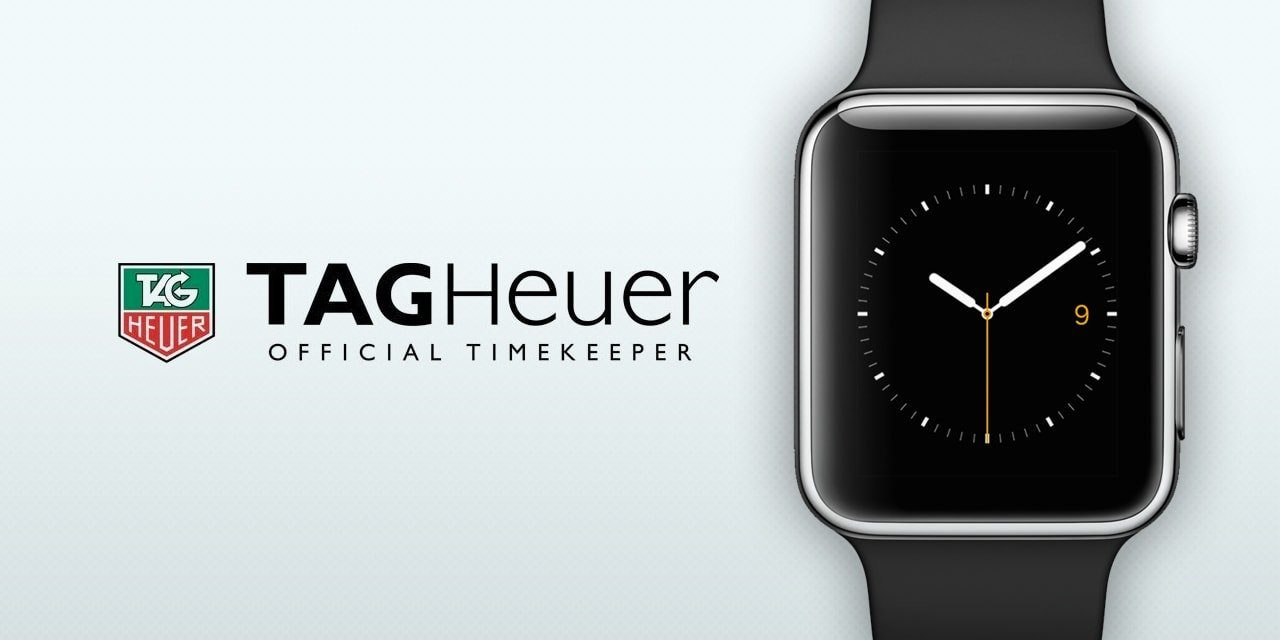 Post image for TAG Heuer are going to take on Apple?