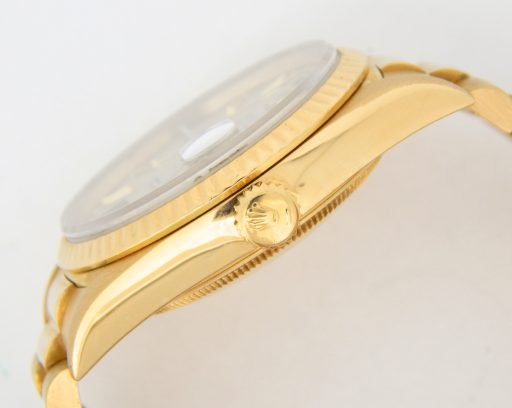 Rolex 18K Yellow Gold Day-Date President 18238 Champagne -5