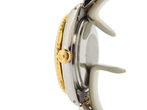 Rolex Two-Tone Datejust Turn-O-Graph 16253-5