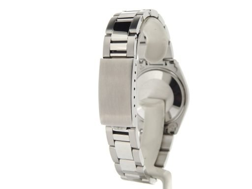 Rolex Stainless Steel Air-King 5500 Silver-3