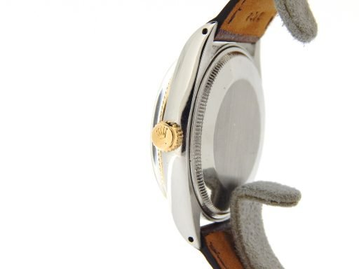 Rolex Two-Tone Oyster Perpetual 1005 Champagne -6