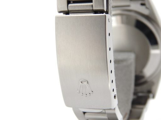 Rolex Stainless Steel Air-King 14000M White-3