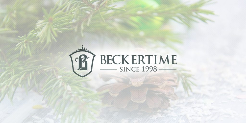 That Time of Year Again – Christmas 2015 with Beckertime