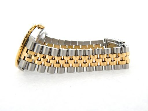 Rolex Two-Tone Datejust Turn-O-Graph 16263-3