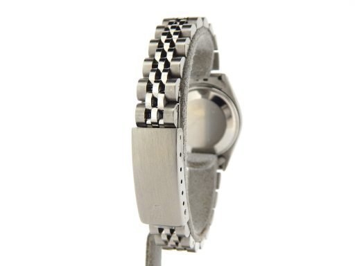 Rolex Stainless Steel Datejust 6916 White MOP Roman-3