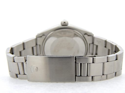 Rolex Stainless Steel Air-King 5500 Champagne-3
