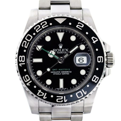 Rolex GMT-Master II Black